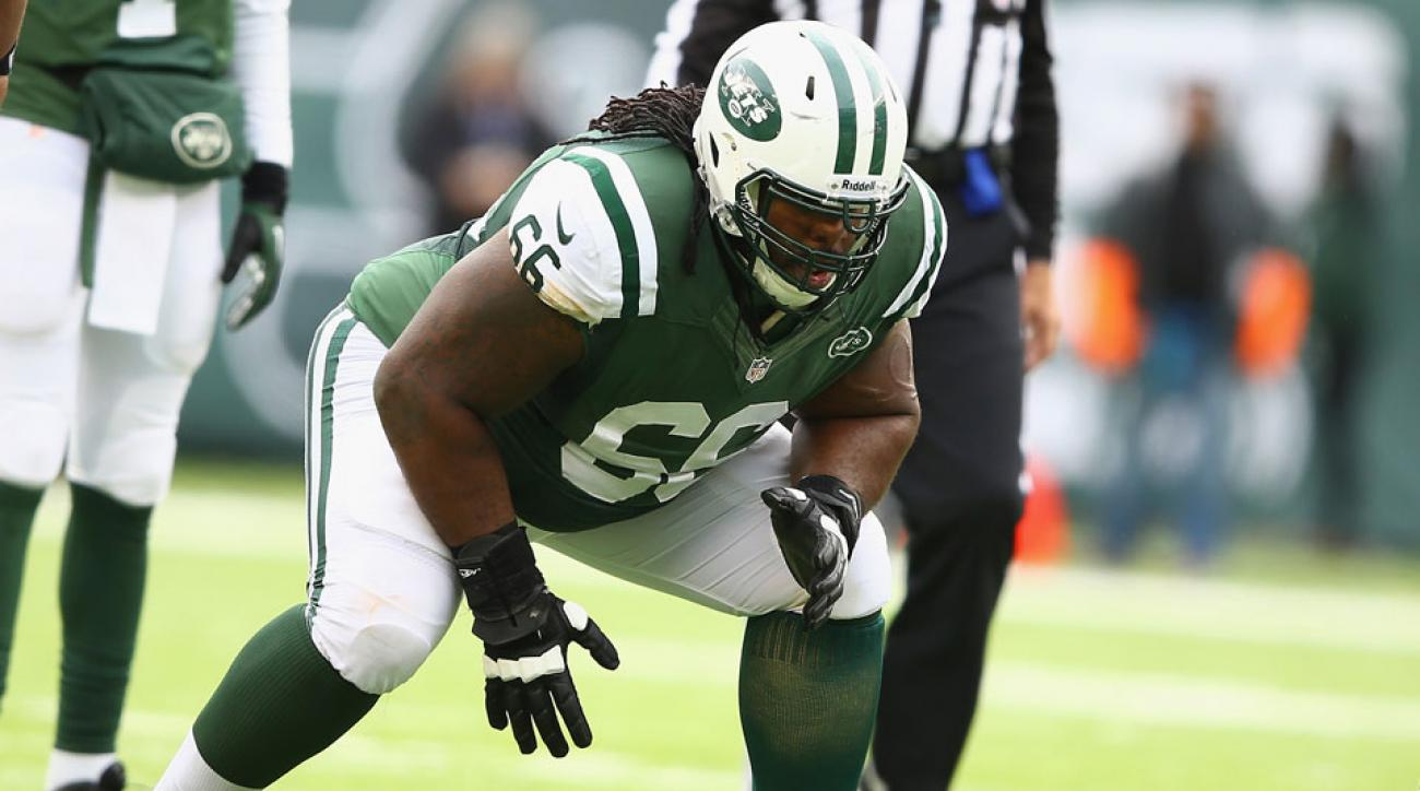 Willie Colon was one of two Jets players placed on PUP list