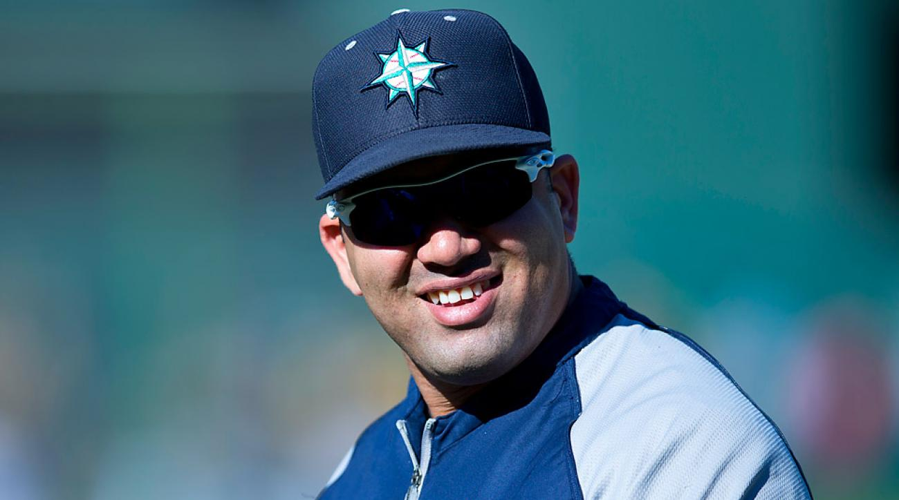Kendrys Morales doesn't represent much of an upgrade for the Mariners, batting .234/.259/.325 with one home run since he debuted for the Twins on June 9th.
