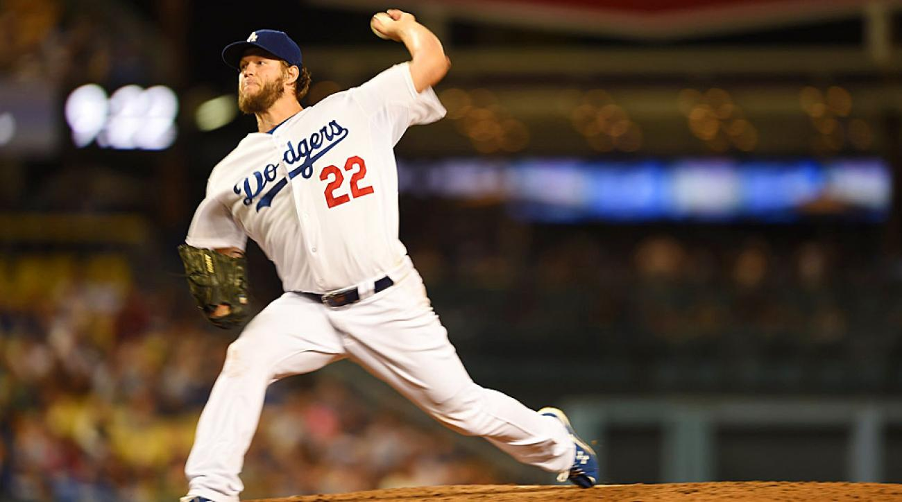 The Los Angeles Dodgers' Clayton Kershaw is having a Cy Young-caliber season, boasting an 11-2 record with a 1.92 ERA and 134 strikeouts.
