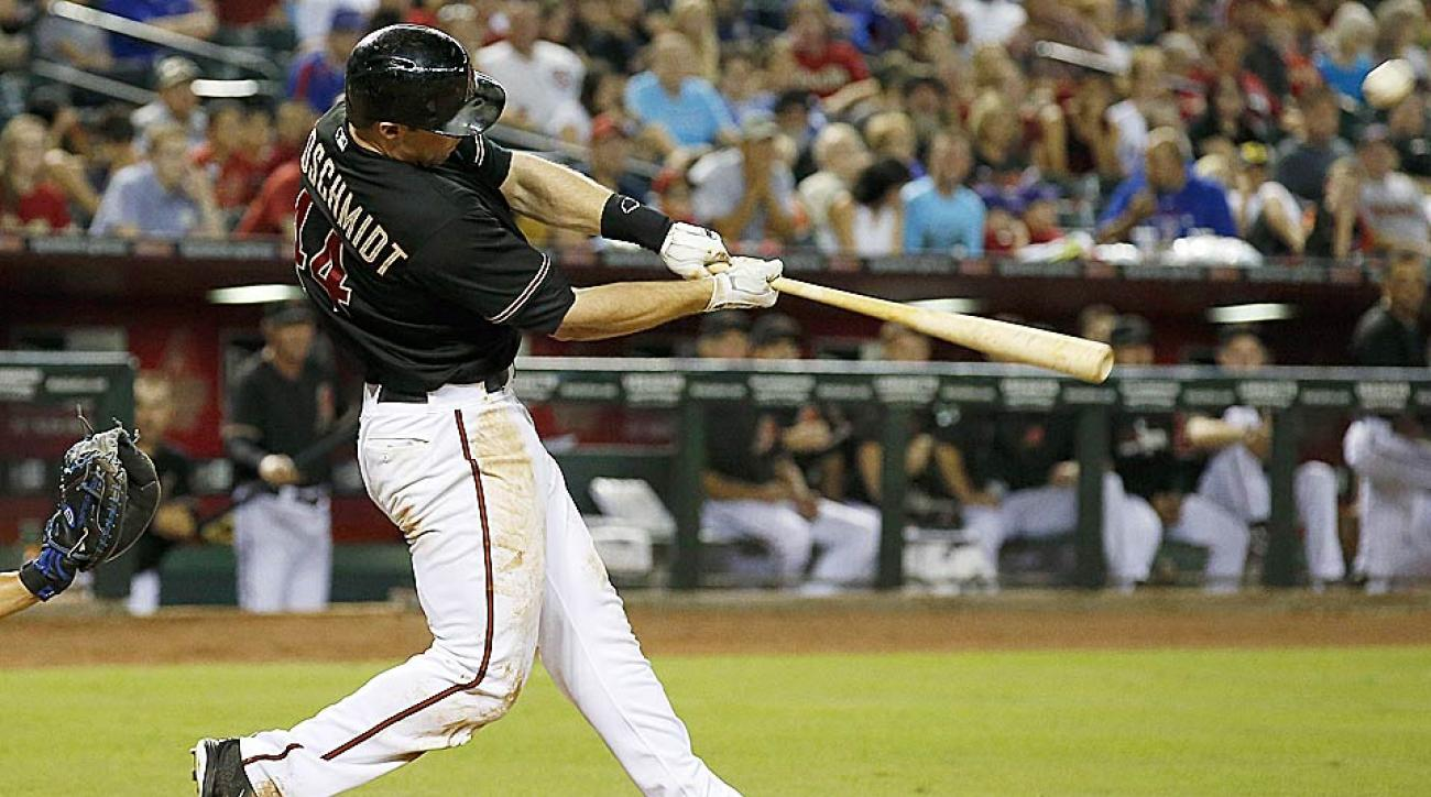 Arizona Diamondbacks first baseman Paul Goldschmidt has been hitting the ball well recently. Expect that to continue.
