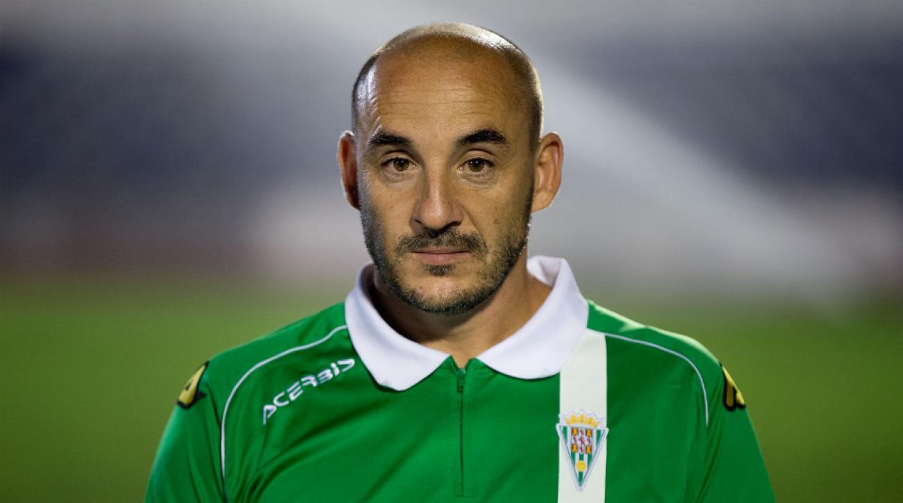 Cordoba coach Albert Ferrer