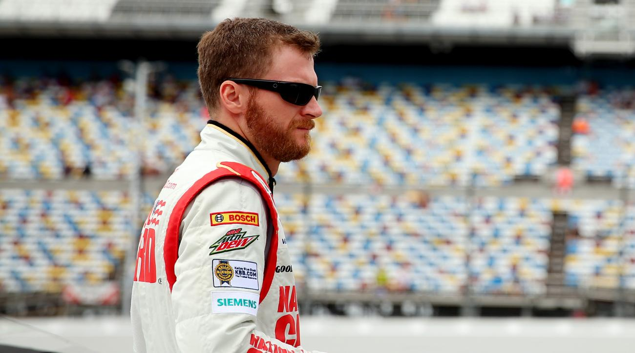 Dale Earnhardt Jr. will have a new crew chief in Greg Ives for the 2015 season.