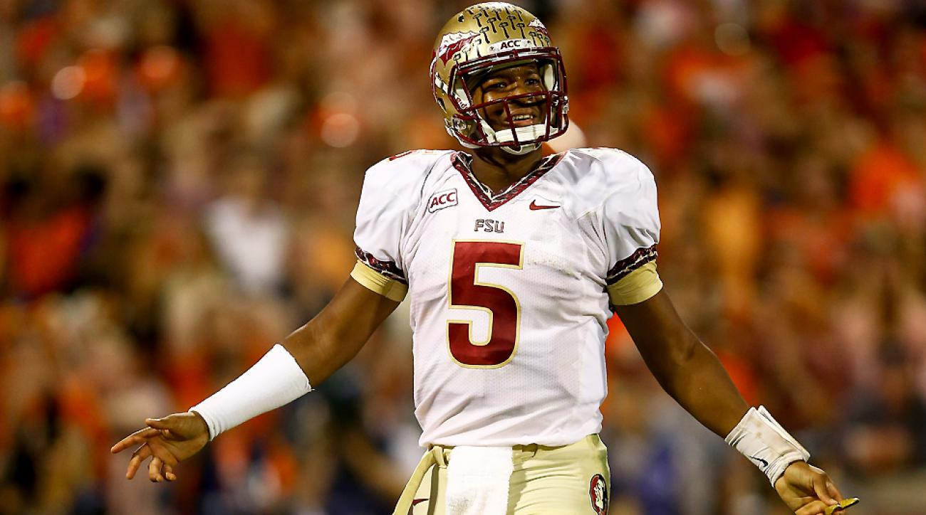 Jameis Winston has been involved in a number of off-the-field incident during his time with the Seminoles.