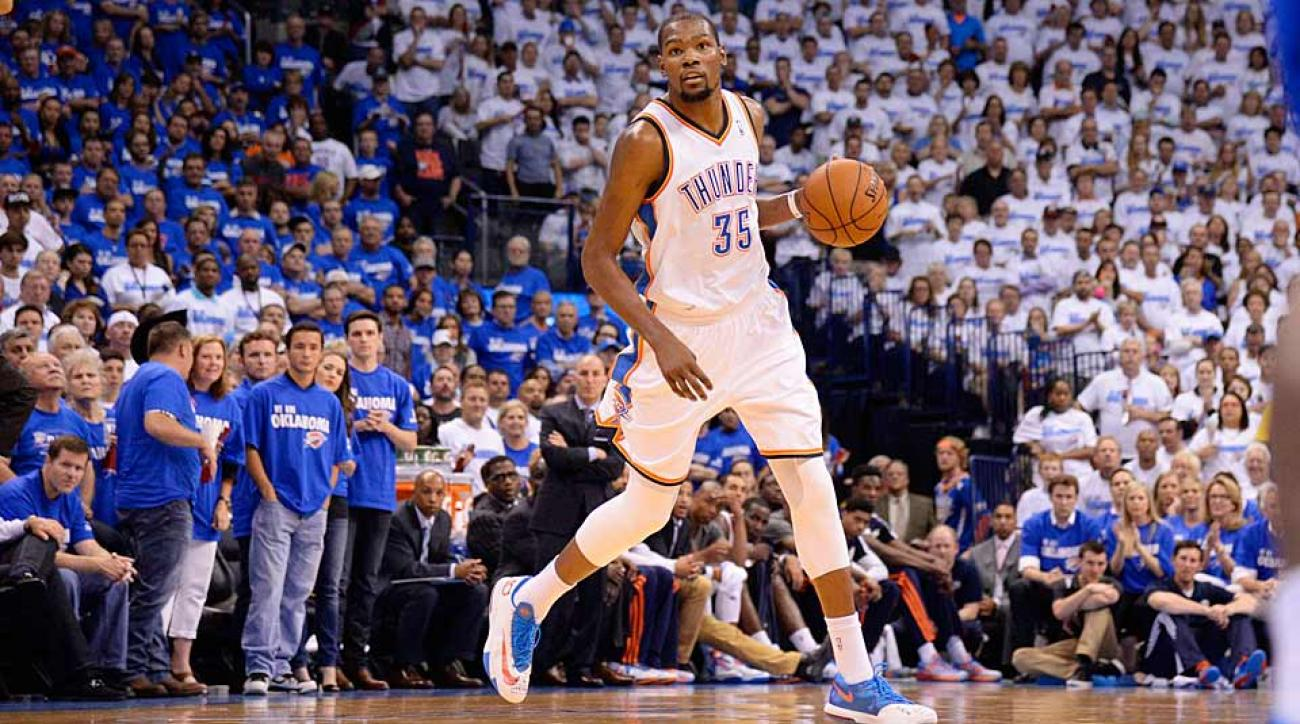 Kevin Durant has done everything he can in Oklahoma City shy of winning a championship. How will that affect his thought process moving forward?