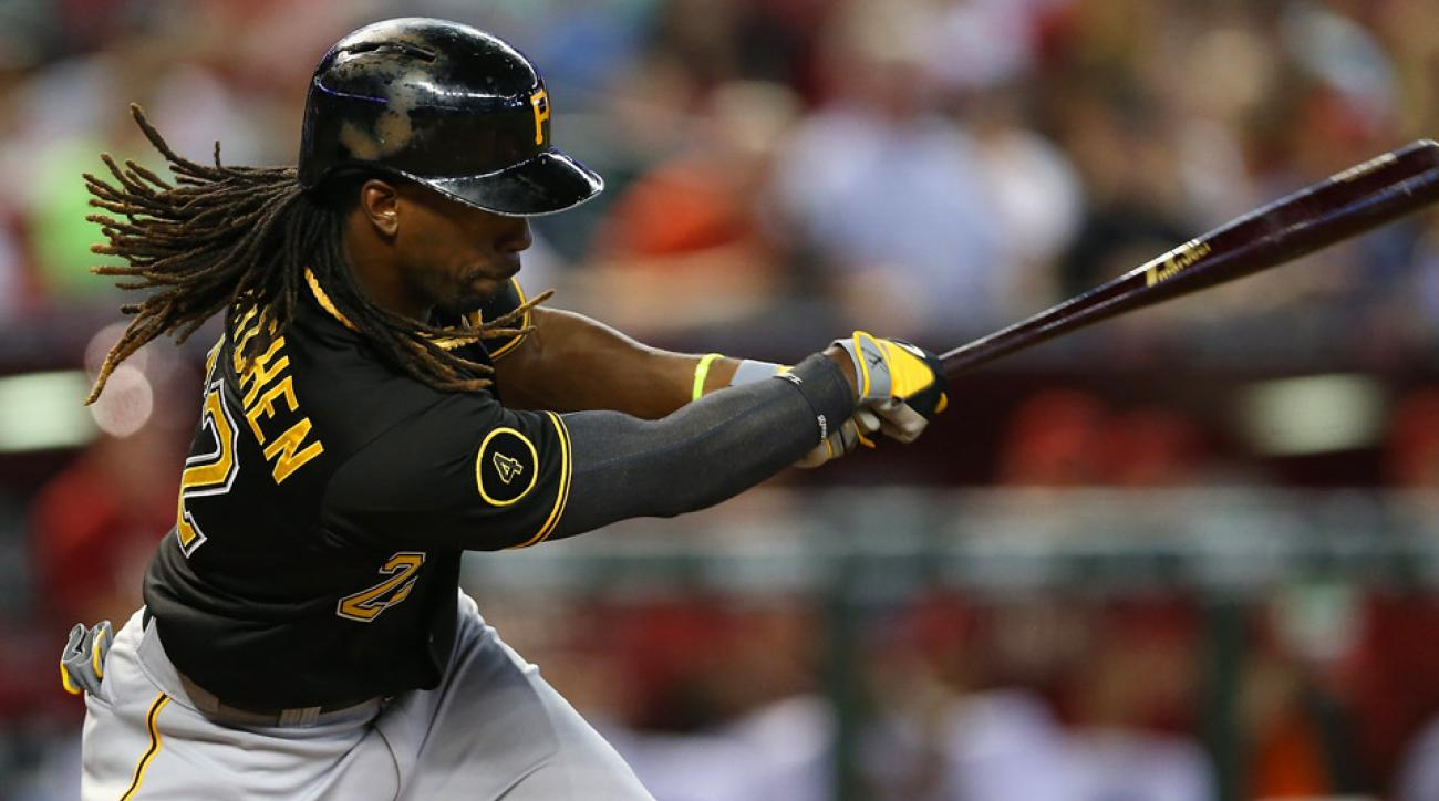 How will Andrew McCutchen's injury impact the Pirates' chances at making the playoffs for the second straight year?