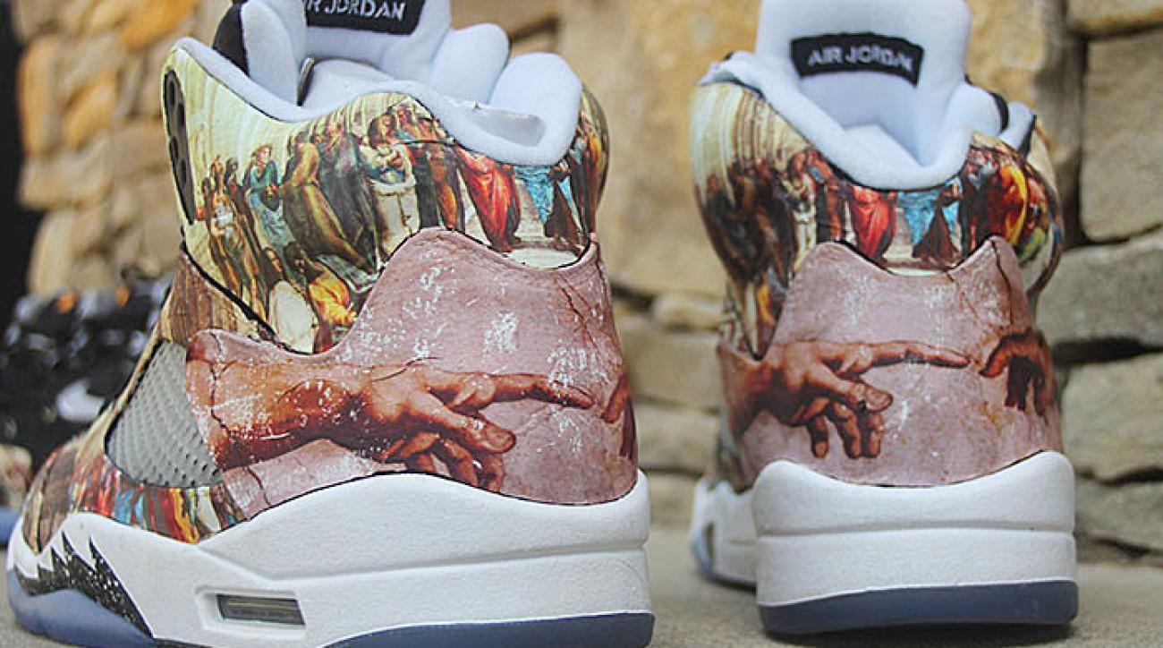 The Air Jordan V 'Renaissance' sneaker has changed the customizable sneaker game.