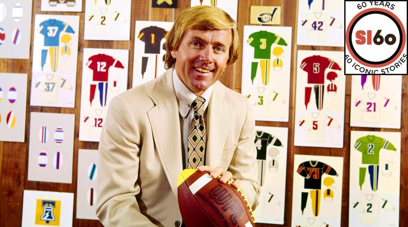The World Football League flopped, but Gary Davidson's other leagues, like the ABA and WHA, spurred expansion by the NBA and NHL, respectively.