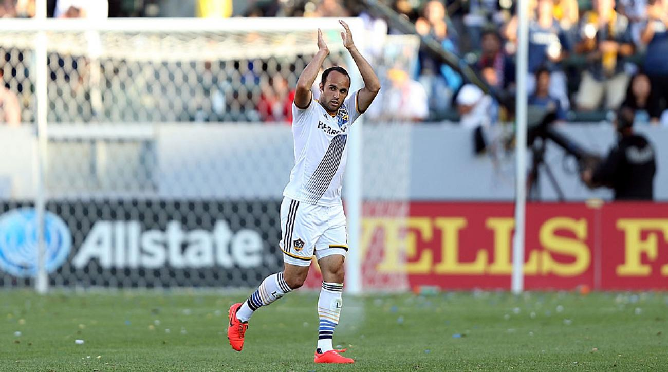 Landon Donovan will retire at the end of the 2014 MLS season