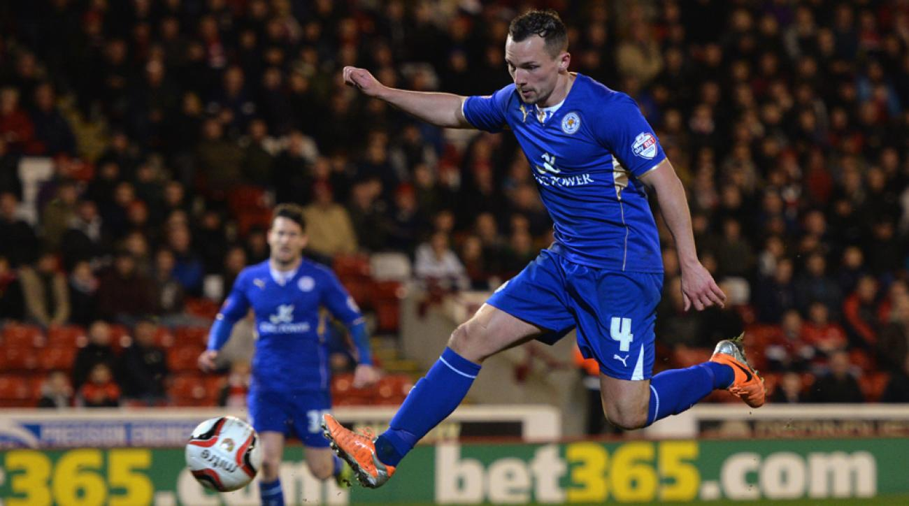 Danny Drinkwater helped Leicester City return to the Premier League, and he'll be aiming to help keep the club there for the long haul.
