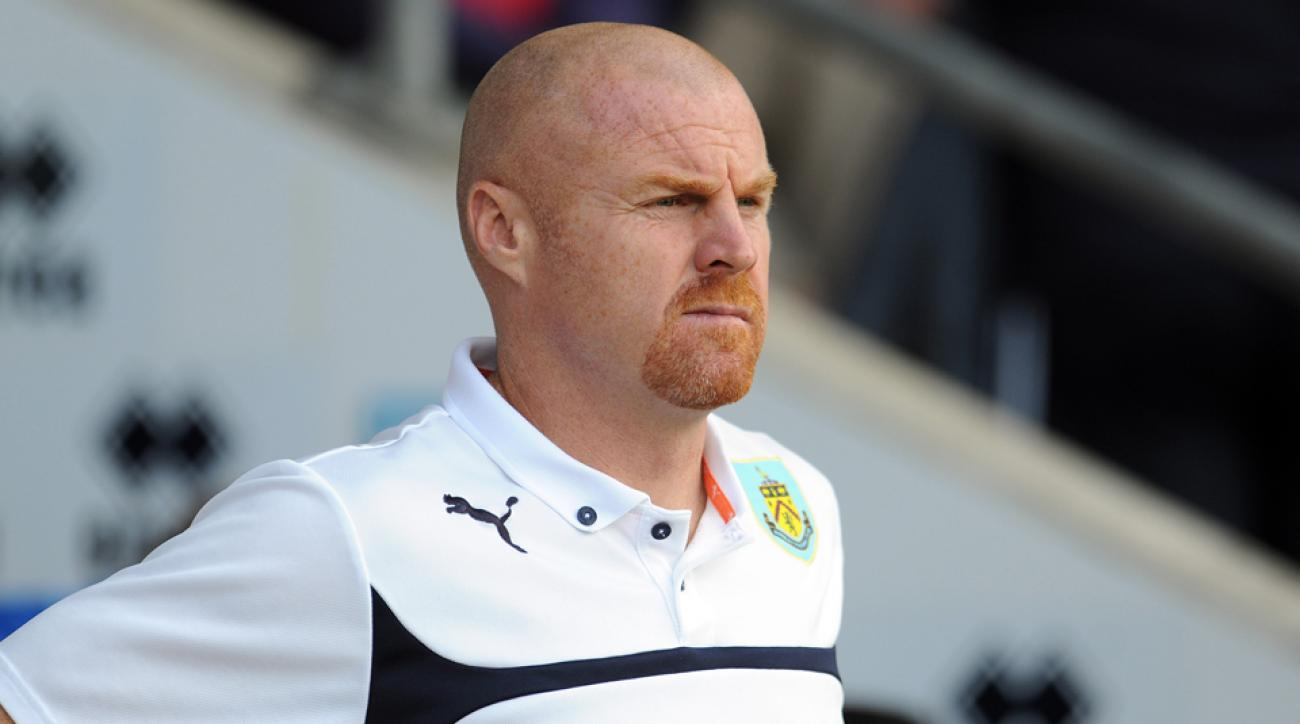 Burnley manager Sean Dyche has his hands full with the club back in the Premier League after securing promotion.