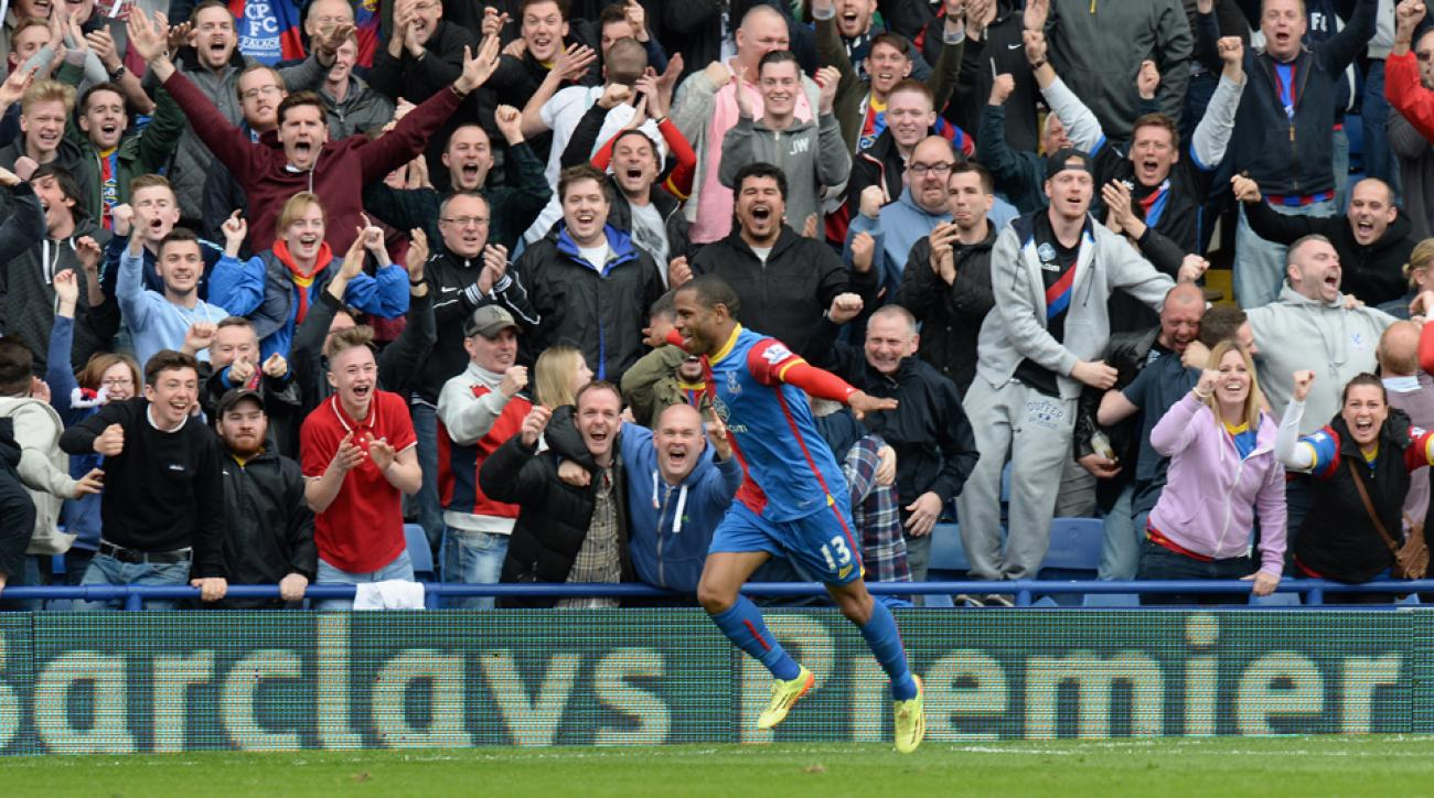 Jason Puncheon will aim to dazzle the Crystal Palace fans again after a fruitful Premier League campaign last season.
