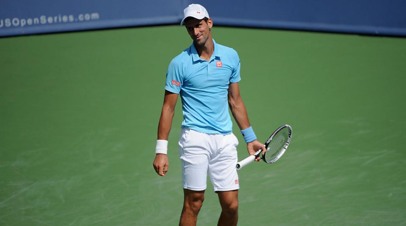 Novak Djokovic surprisingly lost on a hard court again, this time falling to Tommy Robredo in Cincinnati.
