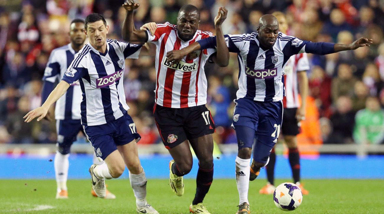 Jozy Altidore and Sunderland will meet West Brom to kick off each team's Premier League campaign.