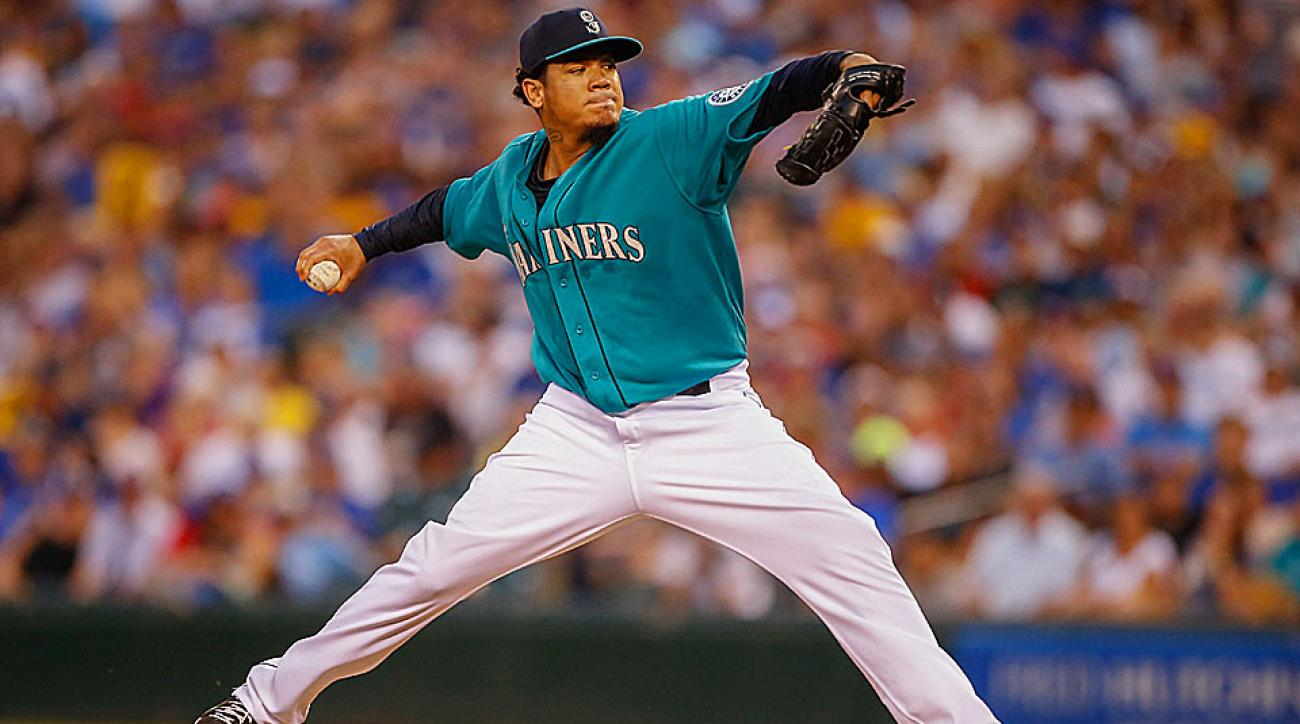 King Felix has been stellar all season long for the Mariners and is a must-play every time he takes the mound.
