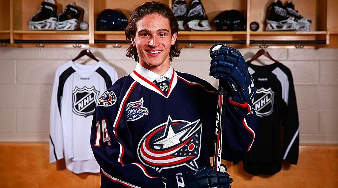 Boston College recruit Sonny Milano — and the 16th pick in the 2014 NHl draft — passed on his commitment to play for BC and will instead sign with the Columbus Blue Jackets.