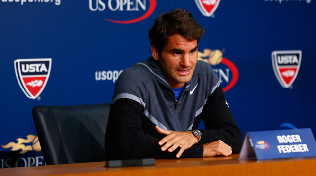 Roger Federer has made five straight tournament finals and enters this year's U.S. Open in better shape than last year.