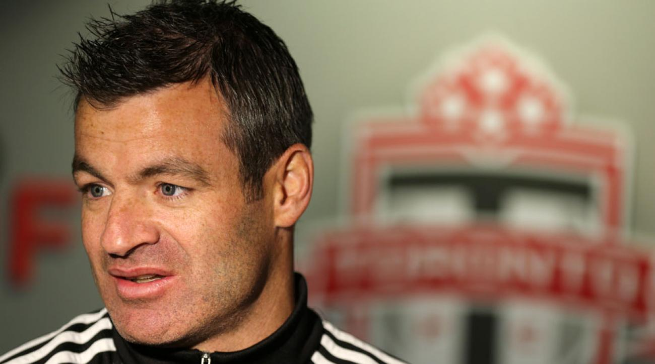 Ryan Nelsen was in charge of Toronto FC for just over one and a half seasons, compiling a mediocre-to-bad record over the course of his tenure.