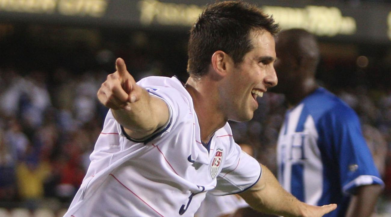 One of the most memorable moments of Carlos Bocanegra's career was his game-winning goal against Honduras in 2009.