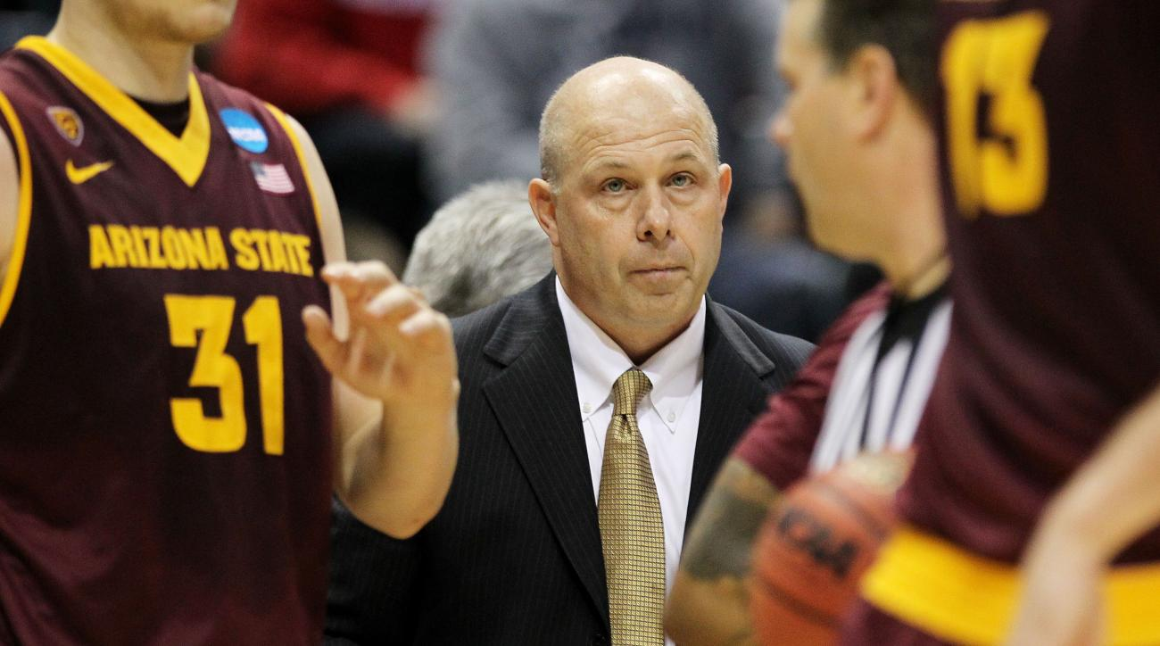 ASU head coach Herb Sendek will have to decide how to proceed with Sun Devils commit Jordan Washington