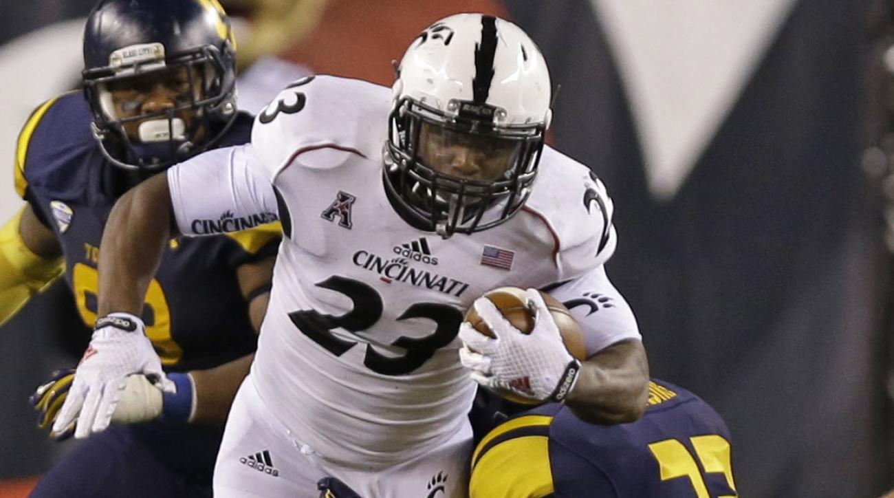 Running back Hosey Williams was cited for disorderly conduct while intoxicated.