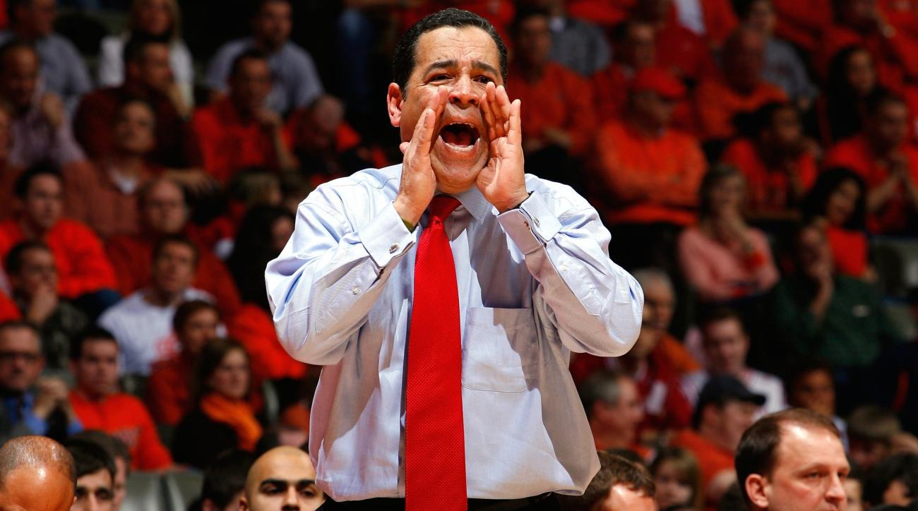 Kelvin Sampson was hired by Houston in April, six years after he was forced to resign at Indiana.