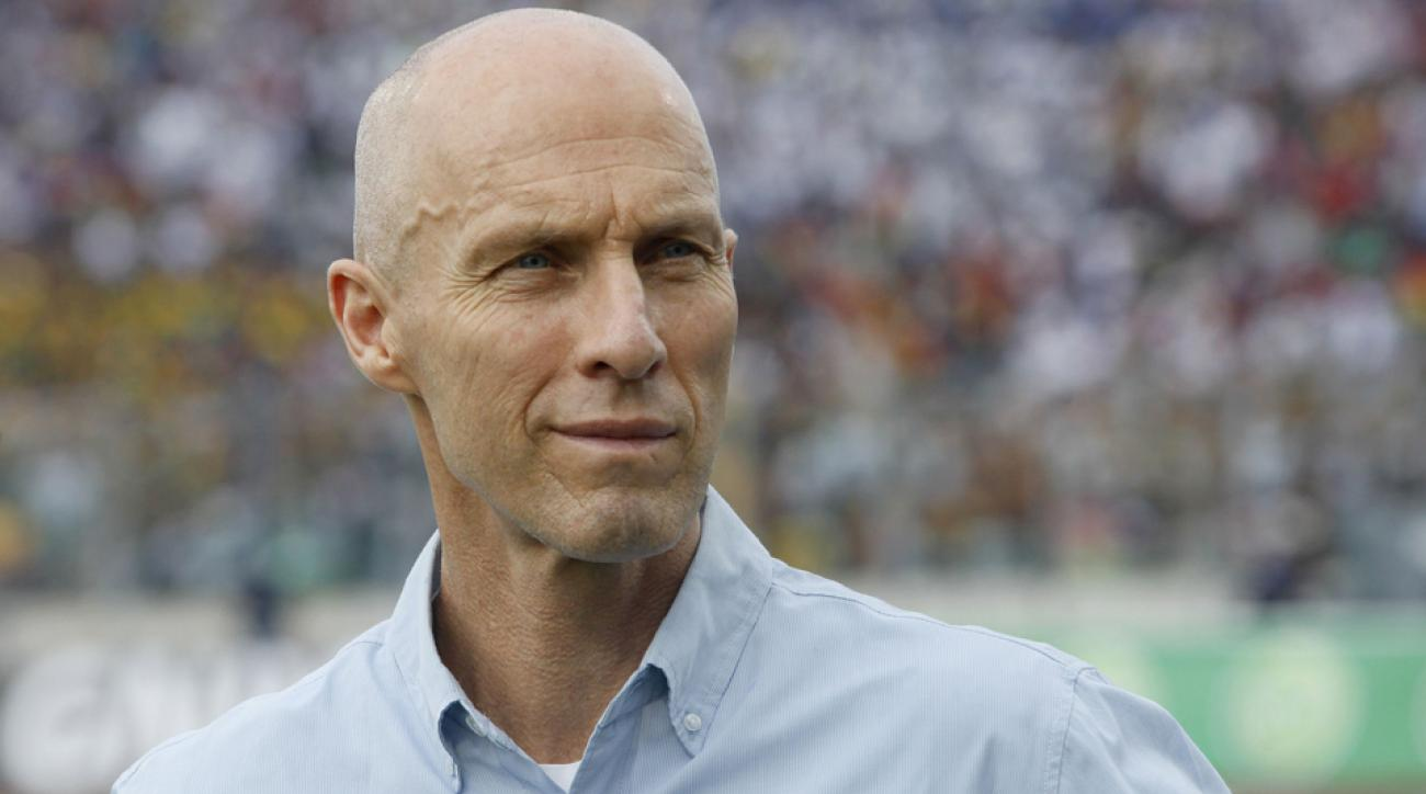 Bob Bradley aims to bring Stabaek to the Norwegian Cup final in his first season at the helm.
