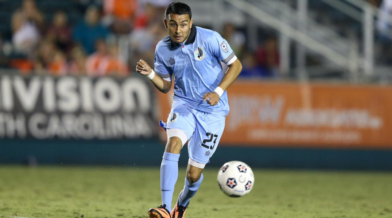 Miguel Ibarra is Jurgen Klinsmann's latest new addition to the U.S. men's national team player pool.
