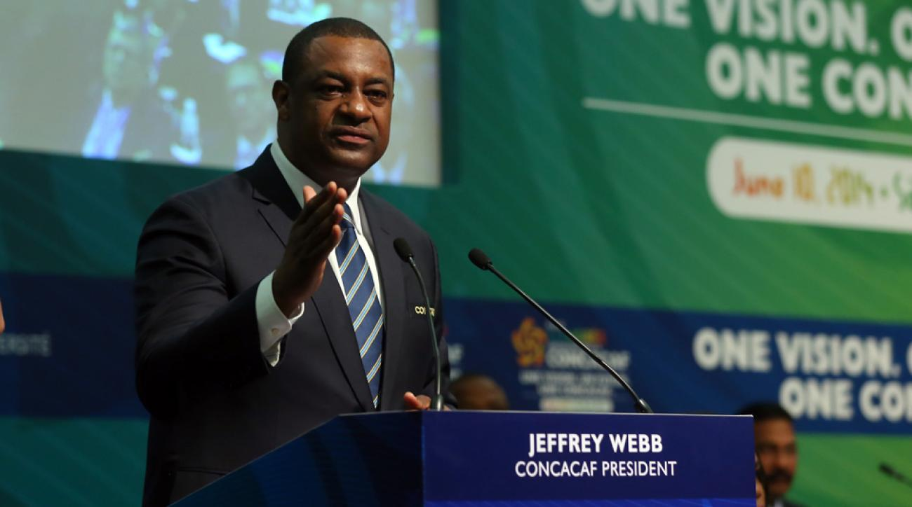 CONCACAF president Jeffrey Webb wants a fourth guaranteed World Cup berth for the region.