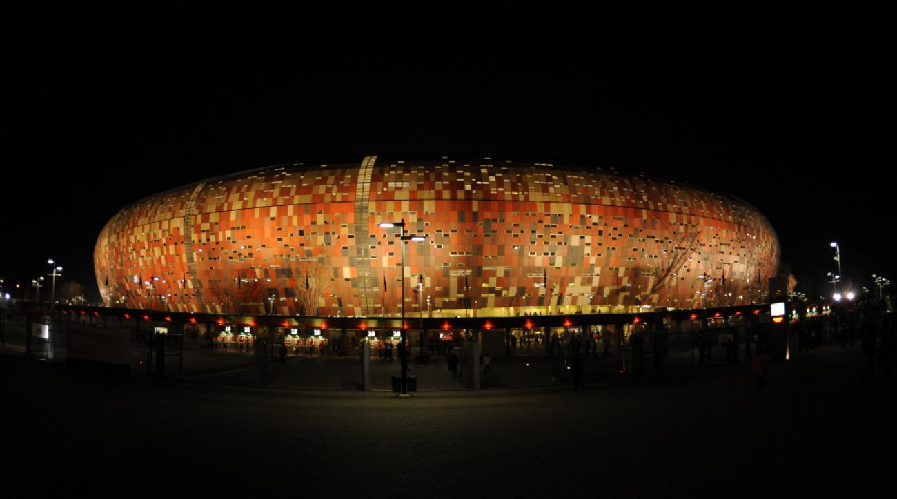 FNB Stadium in Johannesburg