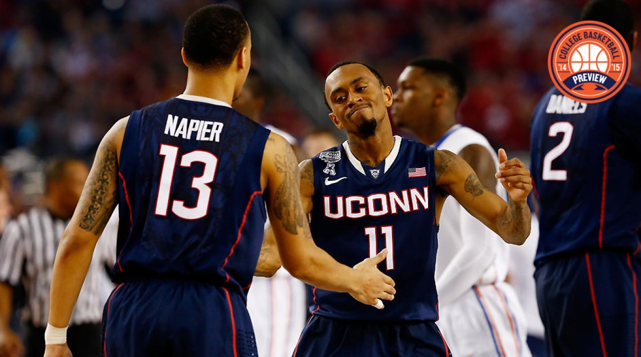 Ryan Boatright will try to follow the departed Shabazz Napier in the long line of great guards for the Huskies.
