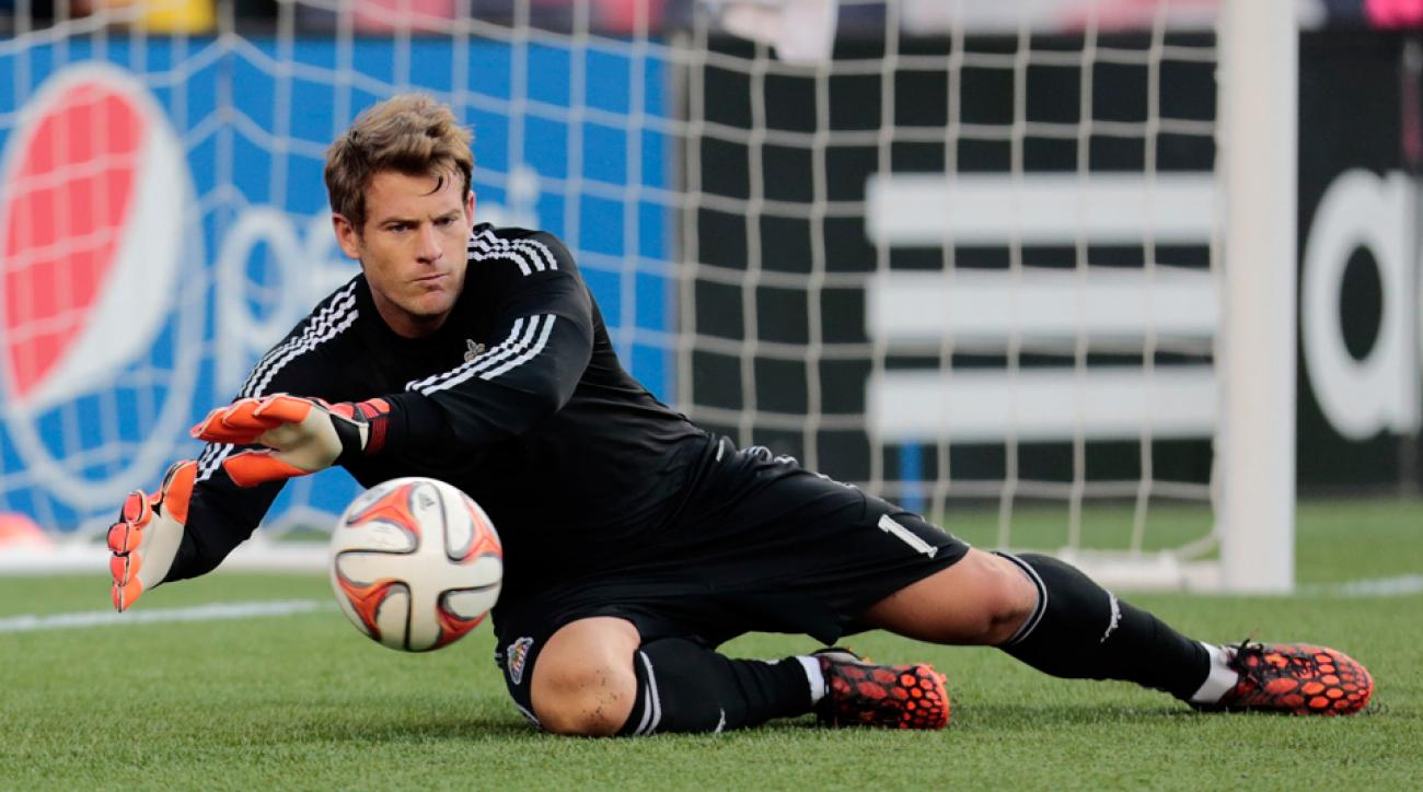 Goalkeeper Dan Kennedy had been a stalwart for Chivas USA amid a time of repeated change and lackluster results.