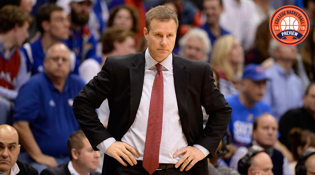 """How long will Fred """"The Mayor"""" Hoiberg remain the head coach at Iowa State?"""