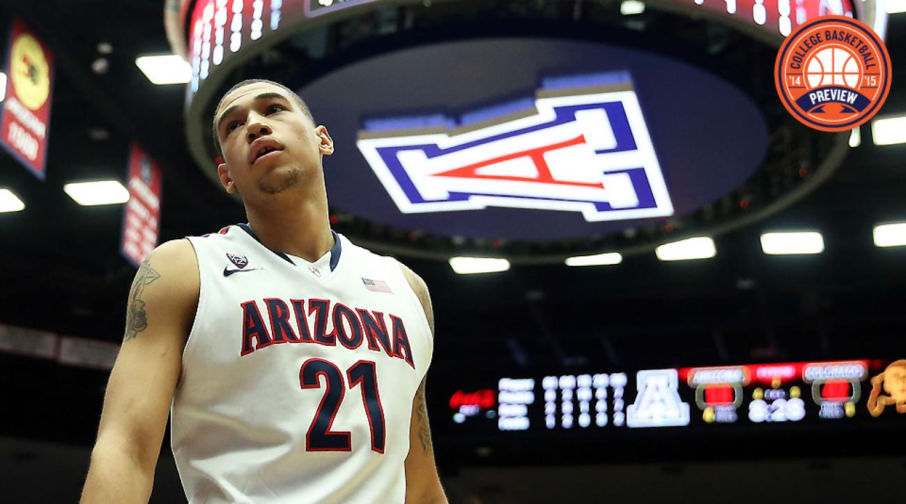 Arizona missed Brandon Ashley for most of last season, but his return gives the Wildcats hope for a Final Four run this season.