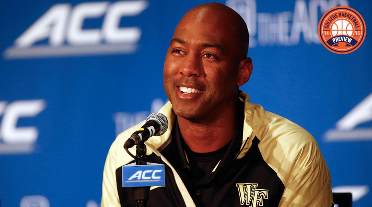 New Wake Forest coach Danny Manning will try to bring the Demon Deacons back as a force on Tobacco Road and in the ACC.