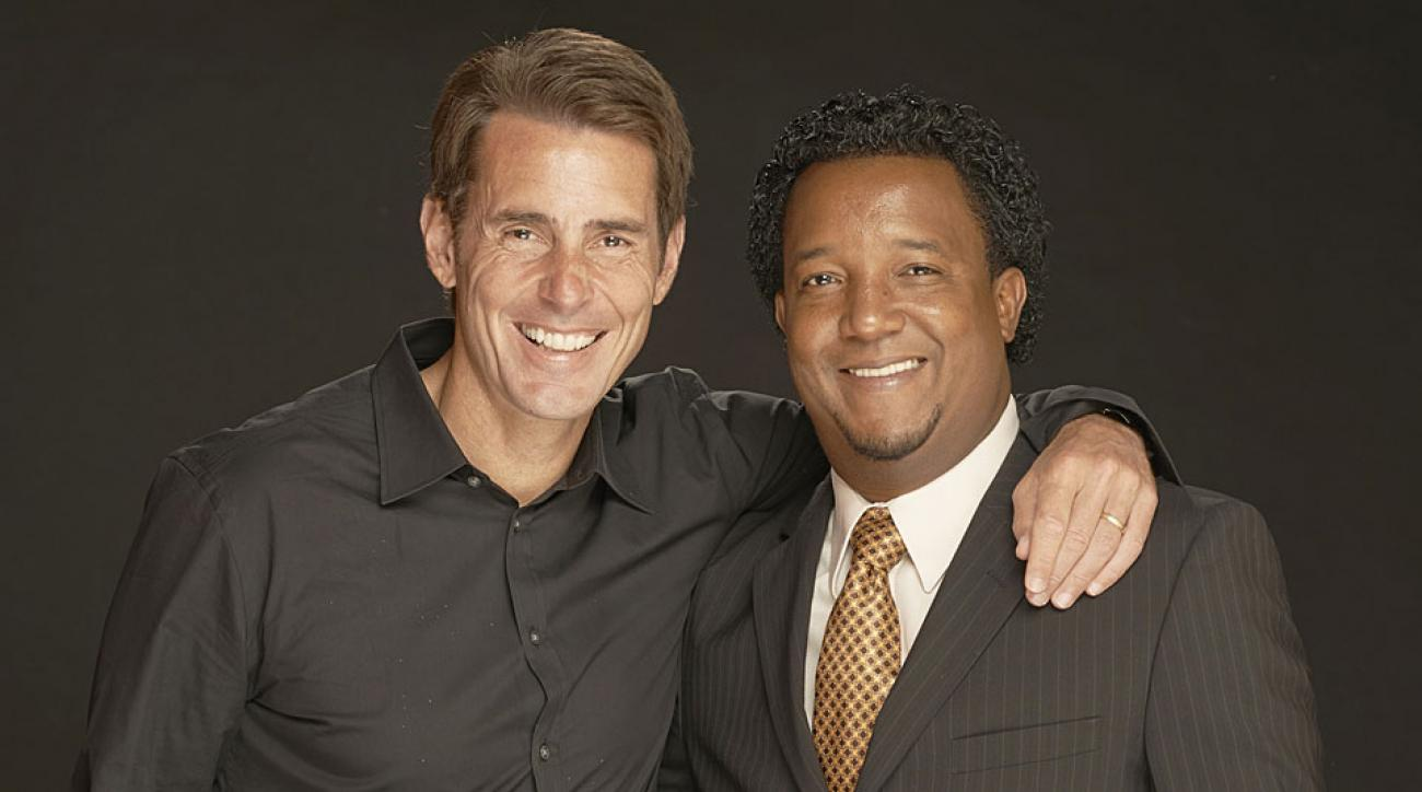 Tom Verducci wrote extensively about Pedro Martinez and the 2004 Red Sox, then later became on-air colleagues with him at TBS.