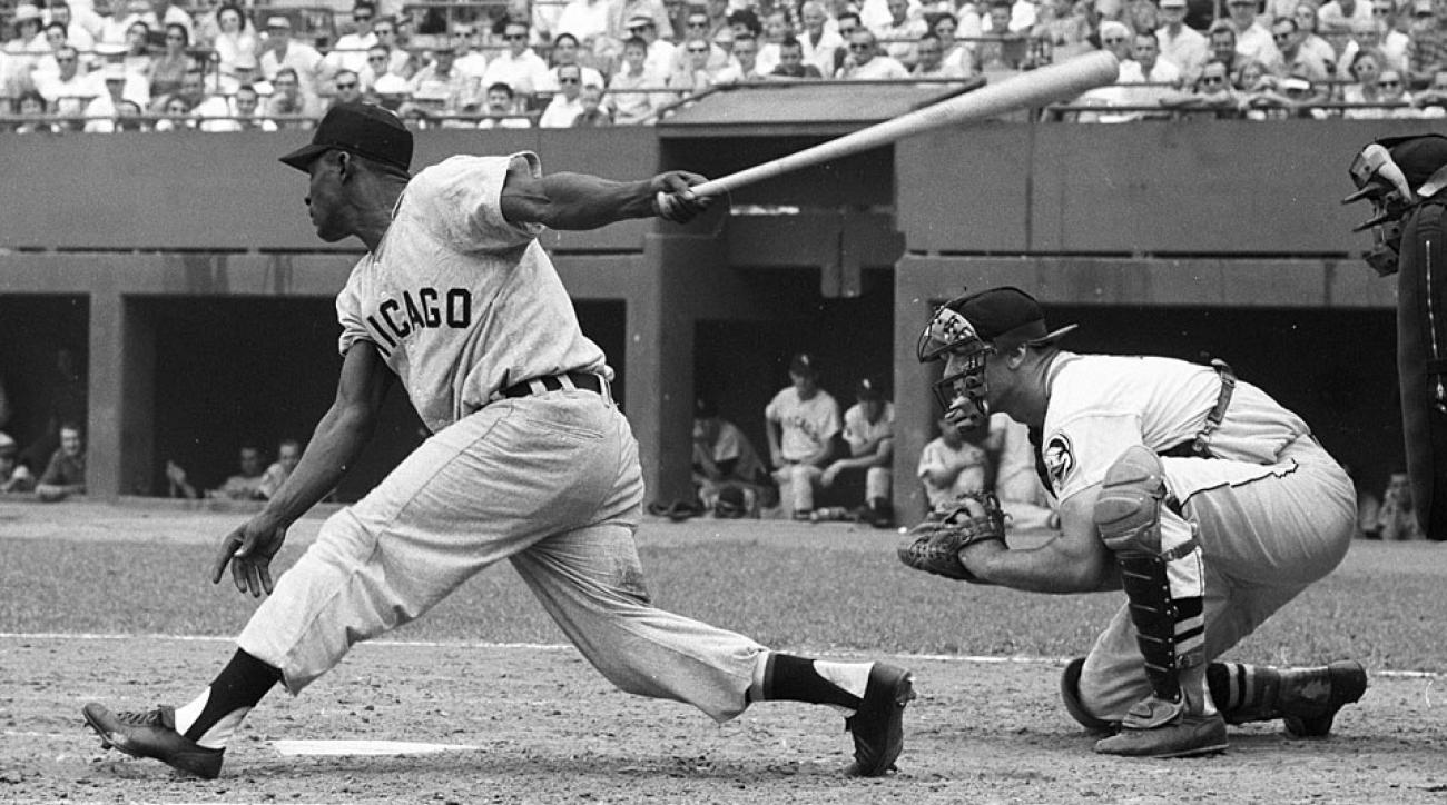 Minnie Minoso made the AL All-Star team in seven of his 14 full seasons from 1951-64.