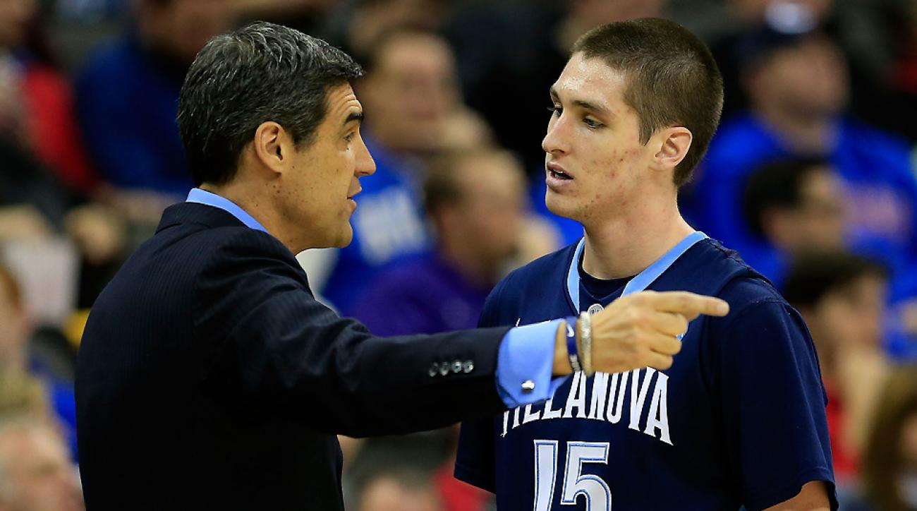 Jay Wright returns most of his starters, including guard Ryan Arcidiacono (right), who became a key distributor last season.