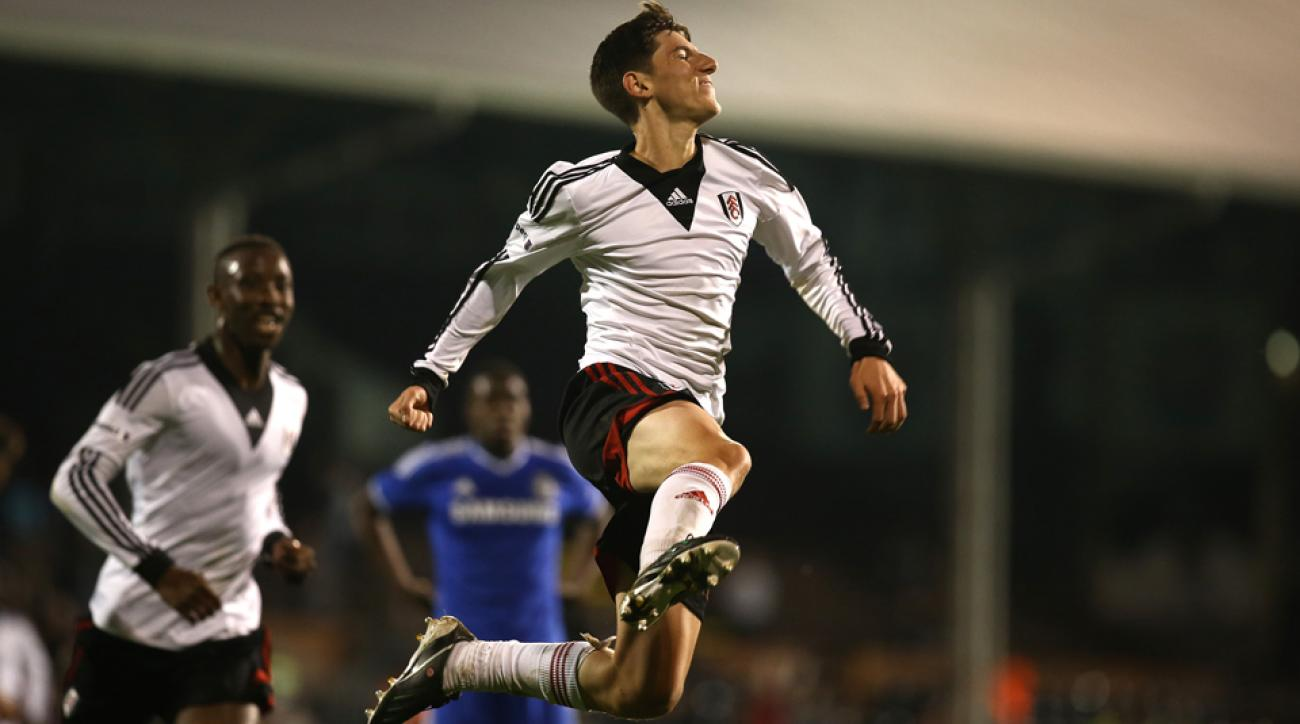 U.S. national team midfielder Emerson Hyndman is the latest in a line of American first-team products at Fulham.