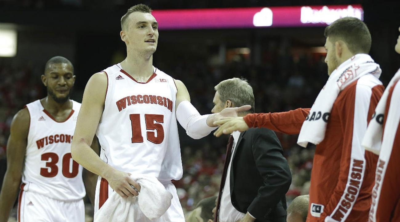 Sam Dekker joined Kaminsky on the preseason Wooden Award watch list.