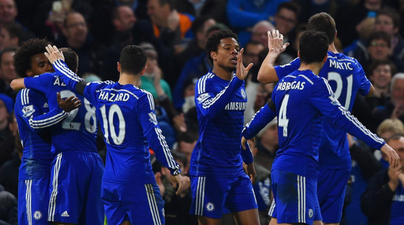 Chelsea enjoyed another day at the office, taking a routine 3-0 result over London rival Tottenham on Wednesday.