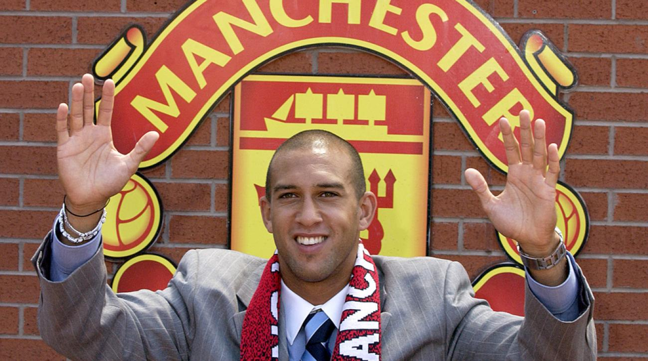 Tim Howard joined Manchester United in 2003.