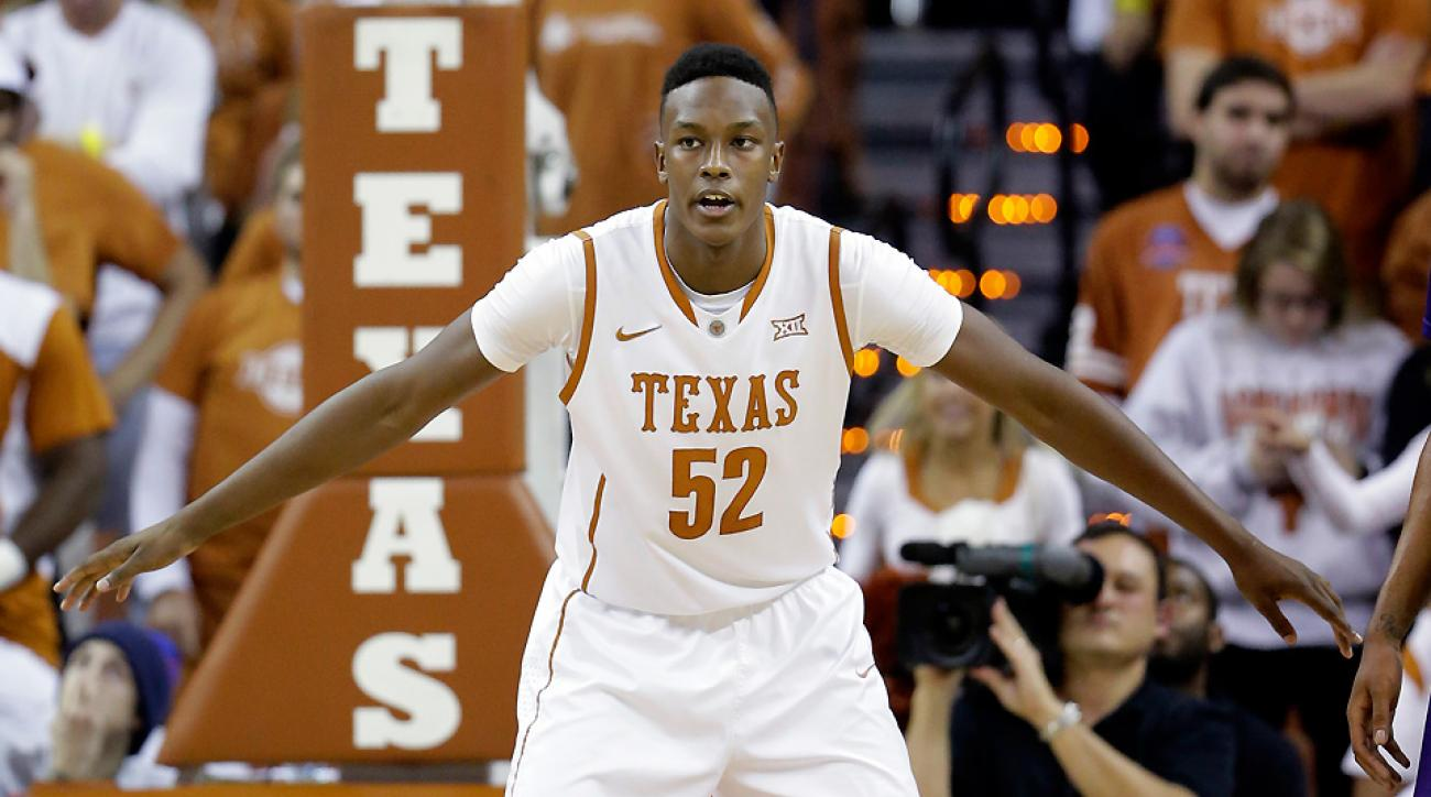 Myles Turner and Texas have the height to battle Kentucky, but Isaiah Taylor's injury may cost them a chance at the upset.