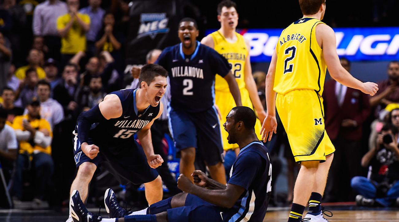 Villanova has been the Big East's star this season, with an undefeated record and wins over Michigan and VCU.