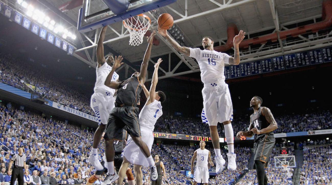 Kentucky Basketball Roster Power Rankings Offseason: Kentucky, Duke And Virginia Lead SI's College Basketball