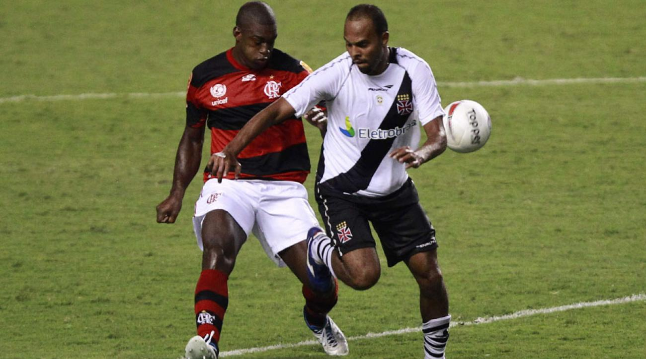 Gustavo (left) has signed with Orlando City SC.