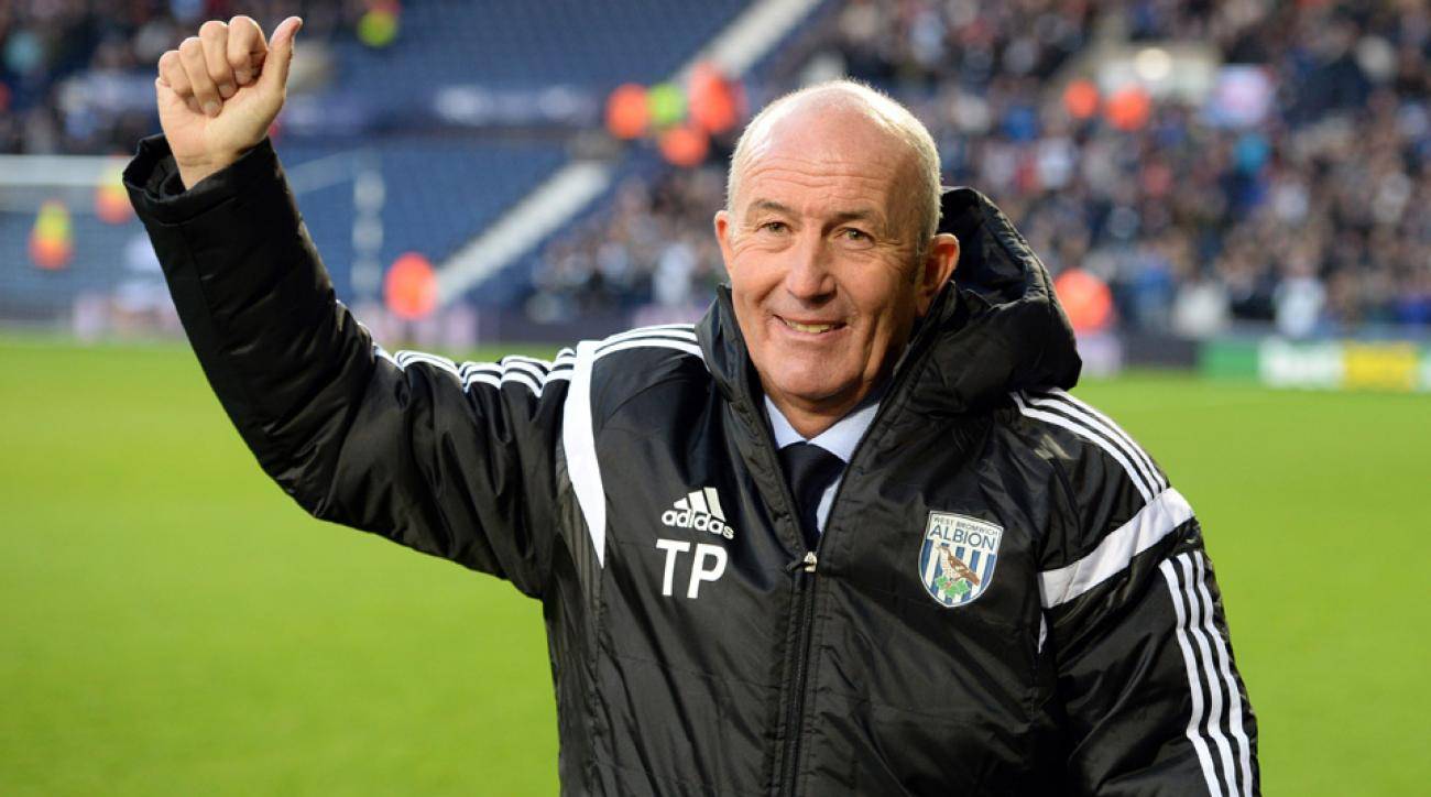 Tony Pulis was axed by Crystal Palace but has been brought in by West Brom to try to reinforce the club's Premier League standing.