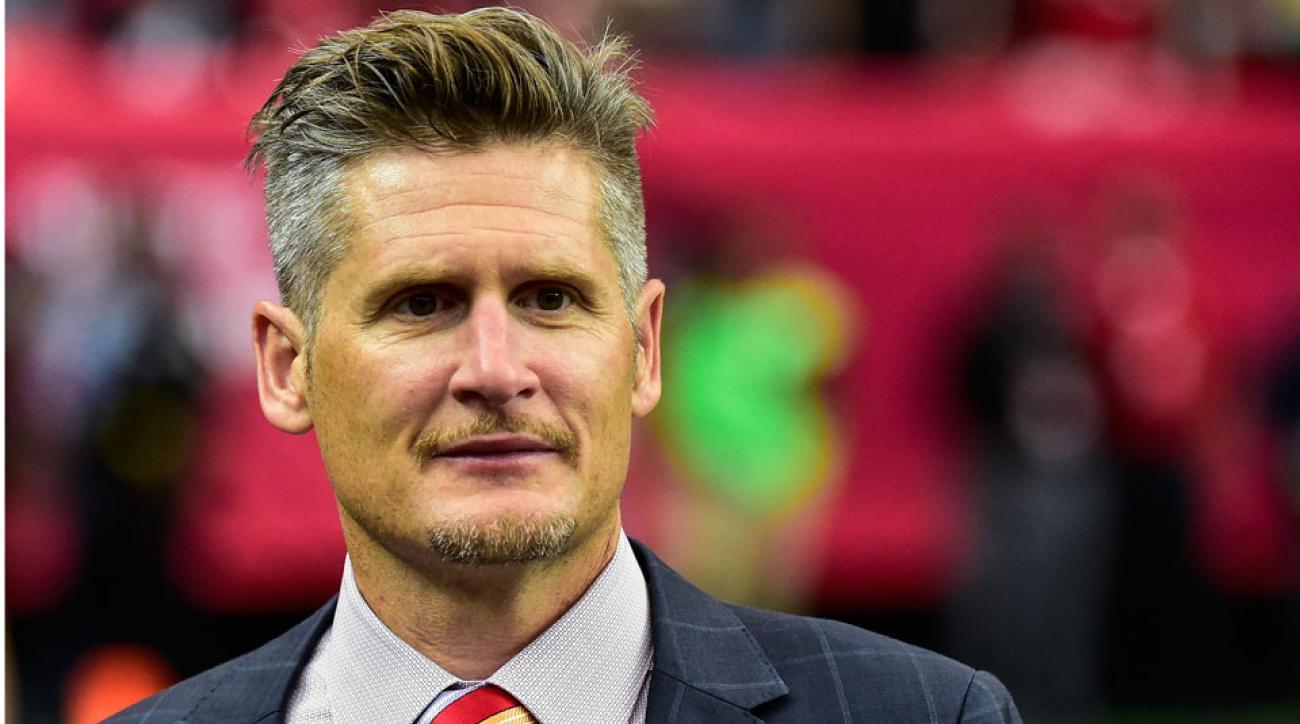 Falcons general manager Thomas Dimitroff