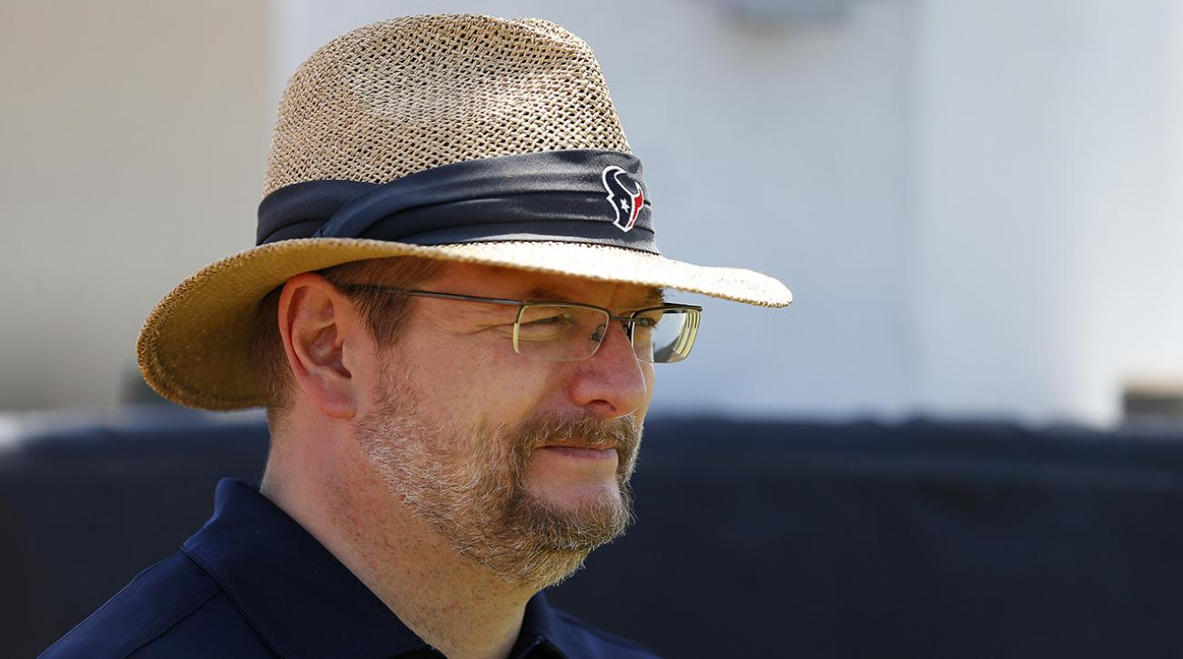 Report: Jets expected to hire Mike Maccagnan as new GM