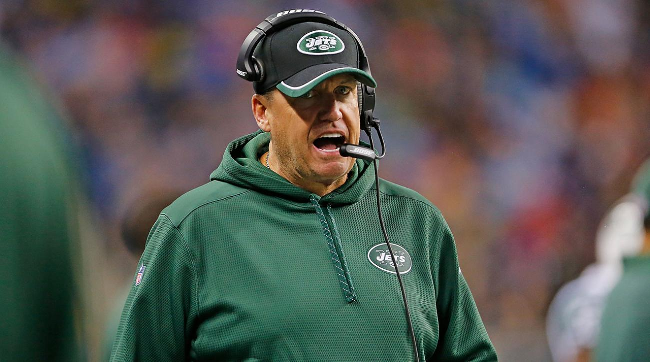 Bills offer coaching job to Rex Ryan