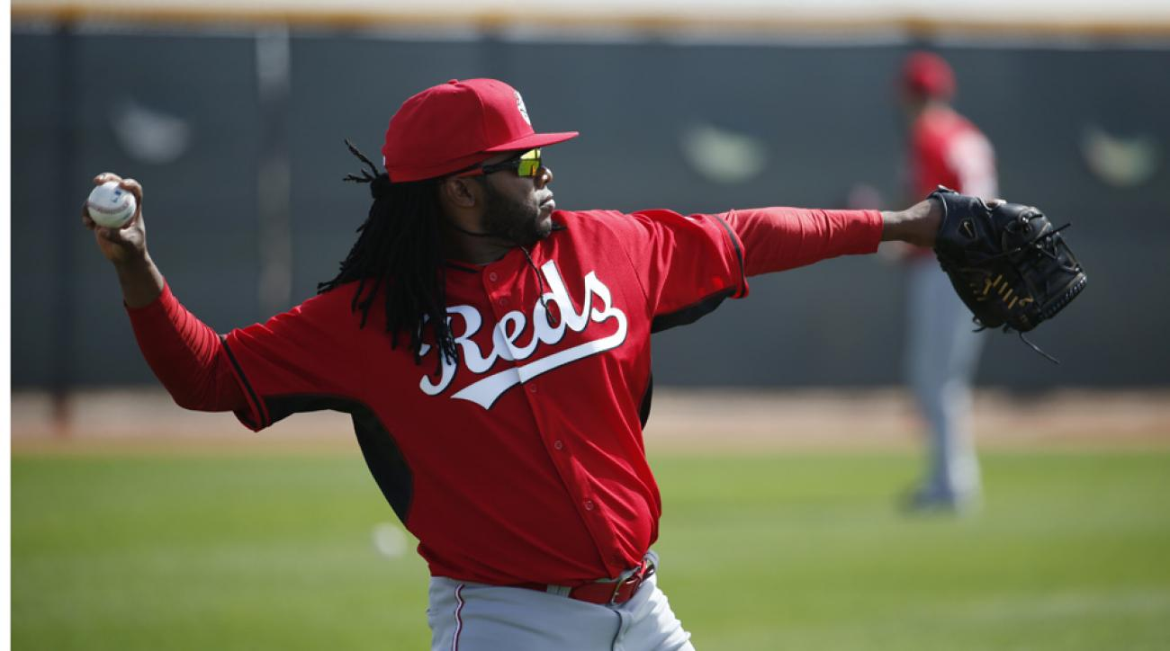 Reds pitcher Johnny Cueto hopes for new deal